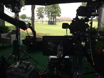 Booth US Open Golf